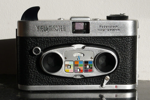 MAF Viewmaster Stereo Colour | by De MAF