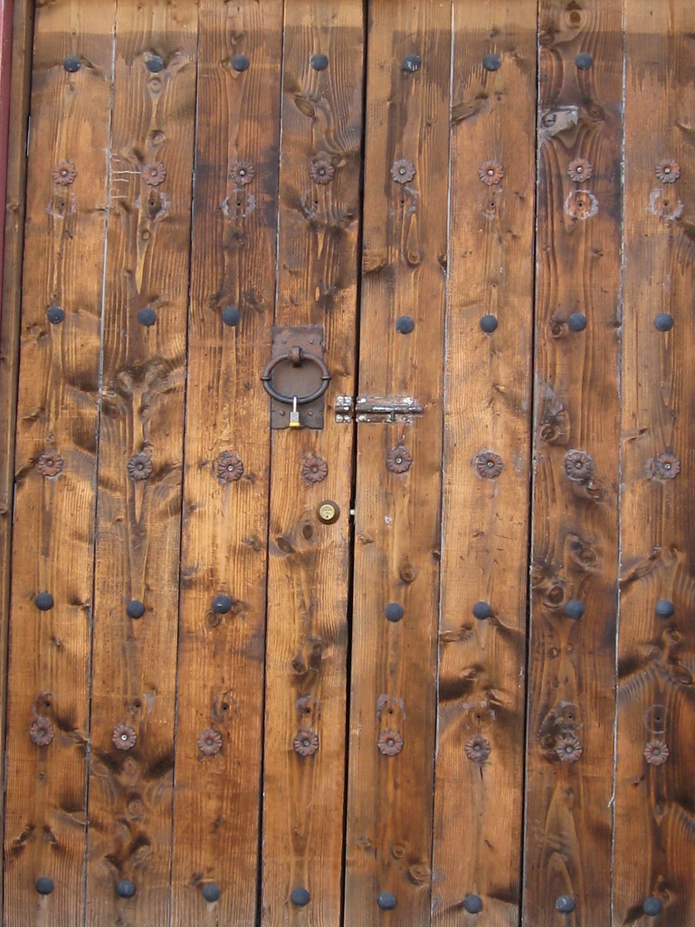 Downloadable Textures: Wooden Doors   By Sherrie Thai of Sha…   Flickr