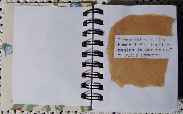Spiral Notebook for great quotes by iHanna