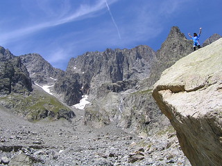 Trekking and Climbing in Ecrins, France. | by Eric Lon