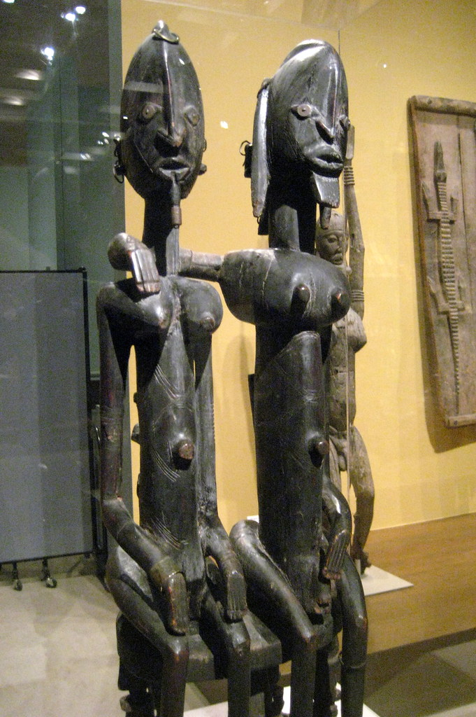 NYC - Metropolitan Museum of Art - Dagon Primordial Couple ...