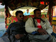 Chilling out in a Shikara | by Dosai :-)