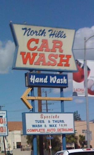Car Wash Devonshire And Balboa