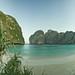 Panorama - Maya Bay - The Beach