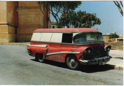 Malta Bedford Van | by The independent bus man