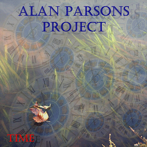 THE ALAN PARSONS PROJECT - TIME LYRICS