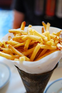 Pommes Frites | by silverlily