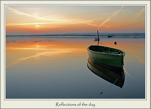 Reflections of the day | by Alan Rossiter