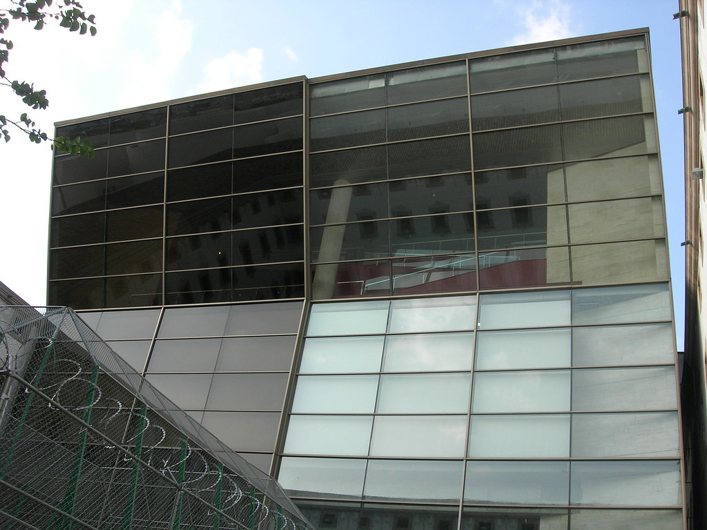 Sala mirador centre de cultura contempor nia de barcelona for Sala mirador