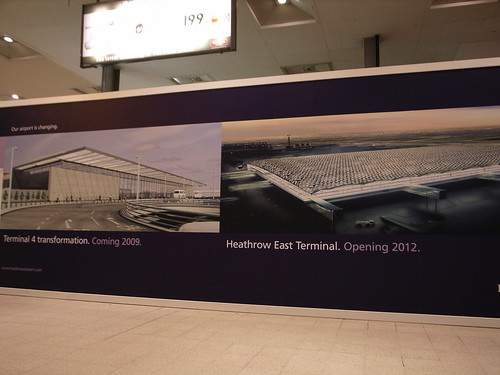 T1 adverts in heathrow terminal 1 chen zhao for 76 2306 3