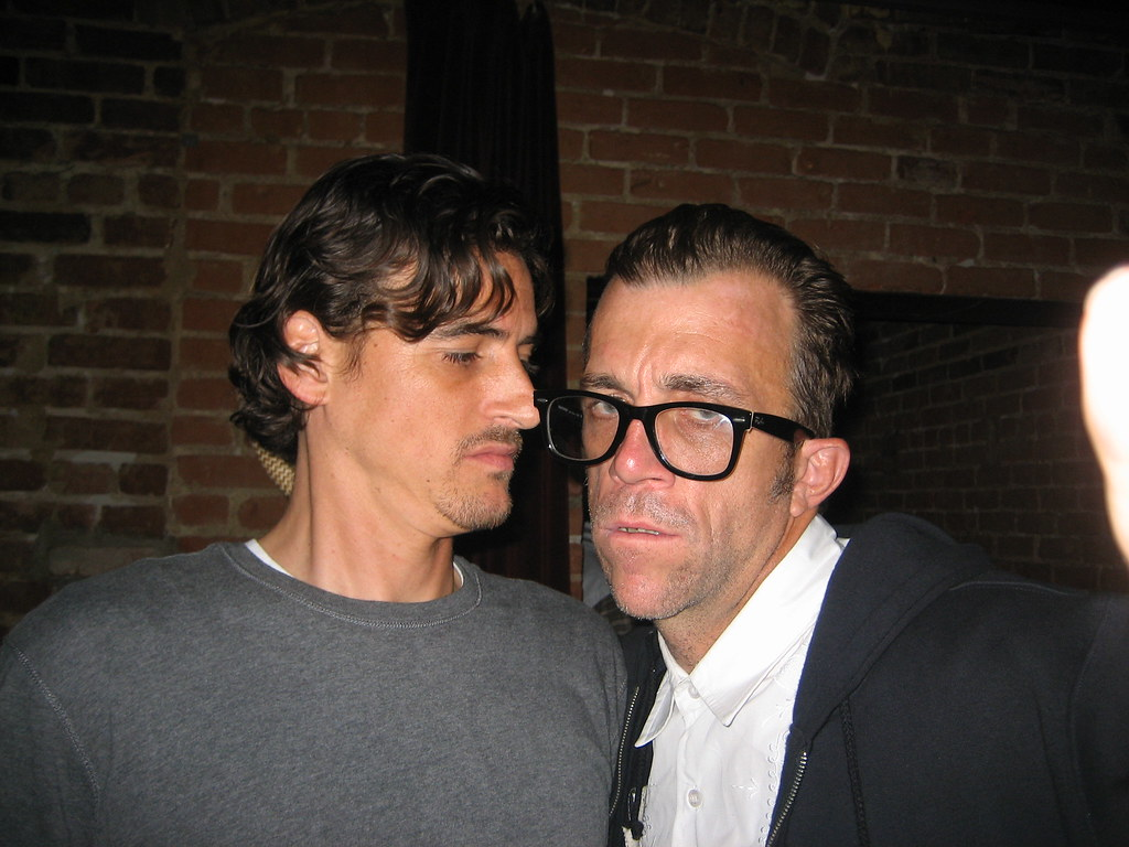 Jake Phelps Picture: Paul Gives Jake The Stink Eye