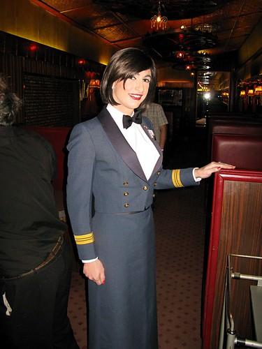 Very Smart Miss Rachel Green At The Rivoli Ballroom