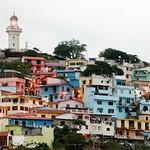 Barrio Las peñas, Guayaquil, Ecuador