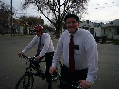 Mormon missionaires tracy ca they smiled for the for 76 2306 3
