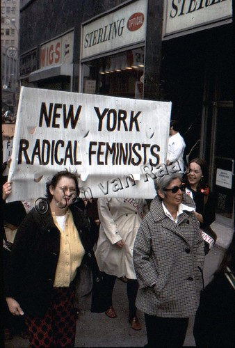 Abortion Rights March, NYC, March 28, 1970 | by Jan van Raay