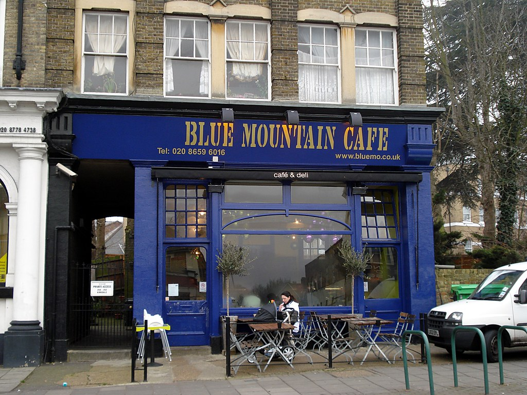 Blue Mountain Cafe Sydenham London Se26 They Also Have