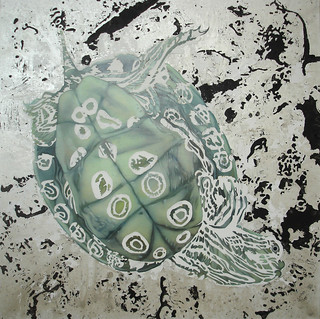 Green-absorb  Turtle | by 林慶芳 (Lin Ching fong )