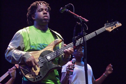 Victor wooten here 39 s another shot of victor wooten from for 76 2306 3