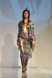 Anna Sui Collection at Vancouver Fashion Week | by Ianiv & Arieanna