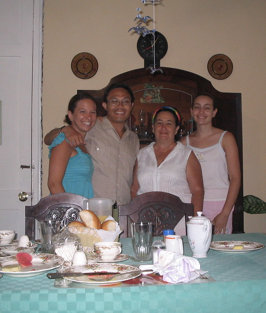 Bed and breakfast hosts in vinales flickr photo sharing for A host and hostess for the bed breakfast