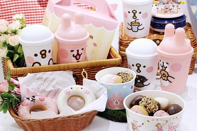 4 Mister Donut x 卡娜赫拉的可愛小動物 Kanahei's Small animals