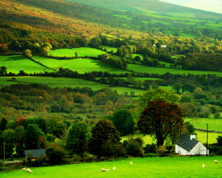 """THE EMERALD ISLE"" ( EXPLORE ) 