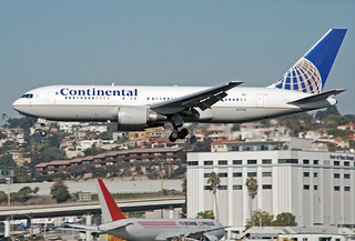 Continental 767 | by So Cal Metro