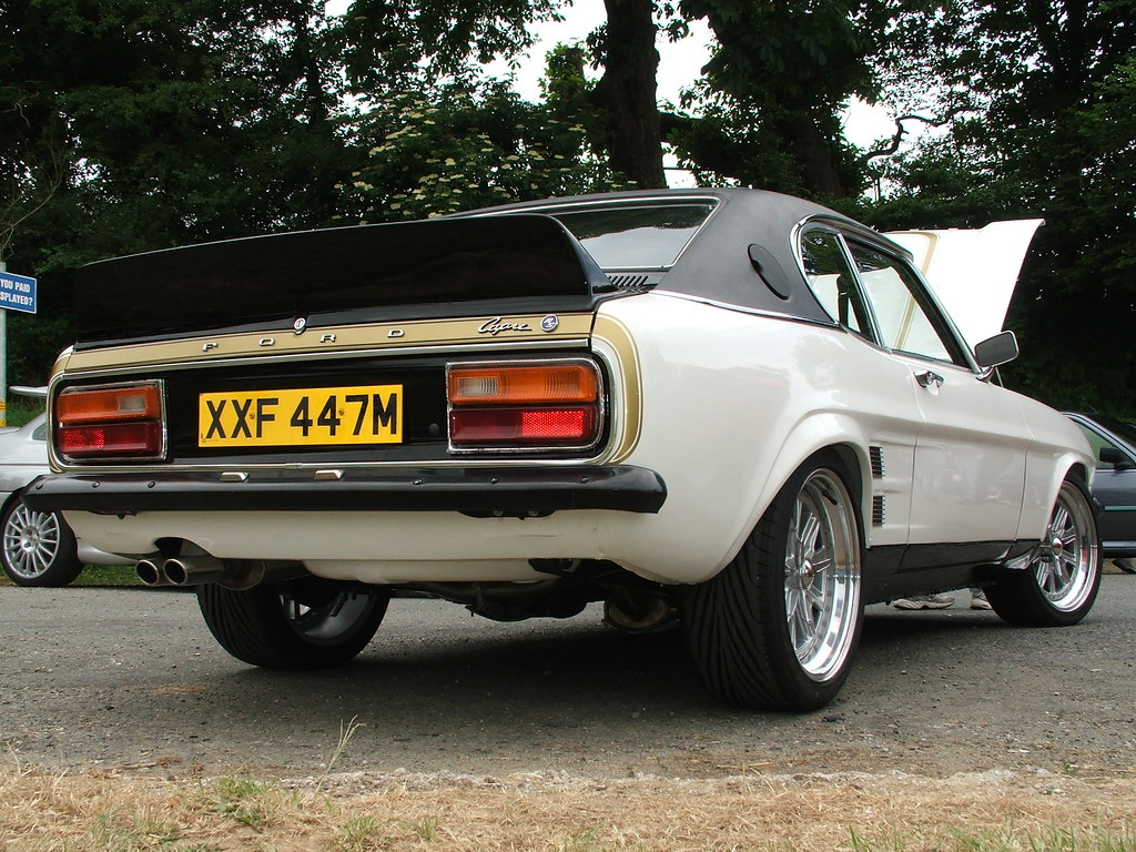 ford capri rs 3100 as seen at the bodmin rs show in july 2 flickr. Black Bedroom Furniture Sets. Home Design Ideas