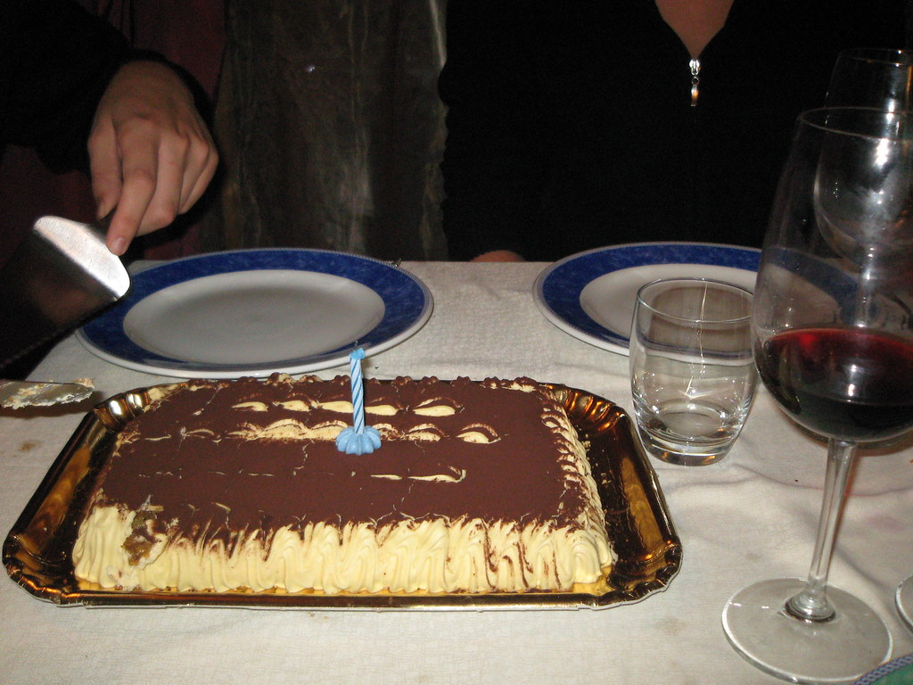Brithday Cake Andrews 25th Birthday Cake Livigno 25 Janu Flickr