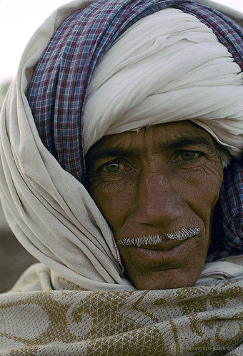 Portrait man with traditional hat | by World Bank Photo Collection