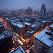 Snow on the LES | New York City
