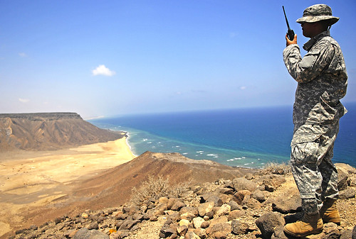 djibouti | by The U.S. Army