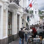 Centro histórico de Quito - Quito downtown