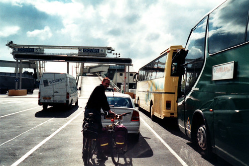 In the Port of Dover