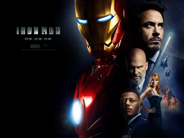 Image result for iron man 2008 film