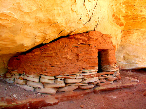 Granary near Yellow House Ruin | by Red Dirt Dawg