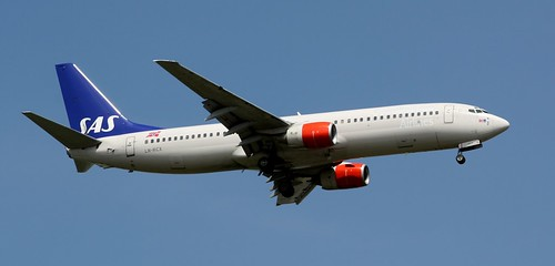 SAS 737 | by Transport Pixels