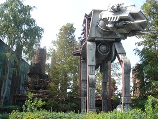 star tours at-at | by TushySqueeze