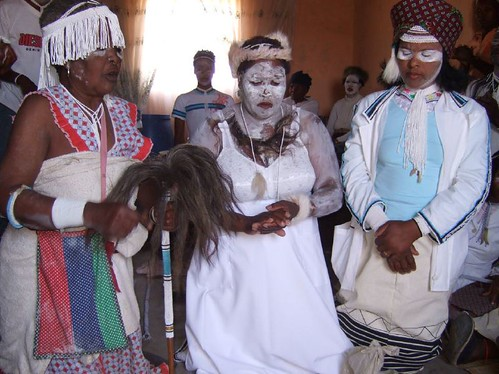 Mgwali Xhosa Village 22 Sangoma Witch Doctor Initiatio Flickr