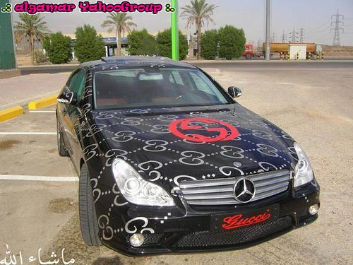 Gucci Benz >> Gucci Car Not Taken By Me Coolgirl Zzzz Flickr