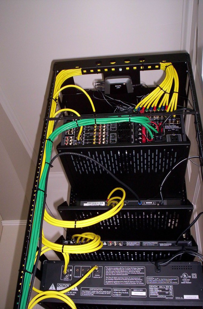 av home theater wiring rack www hometheaterandbeyond com flickr rh flickr com av home wiring systems home av wiring methods