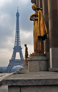 Paris: View From The Trocadero | by Peter&JaneBurns
