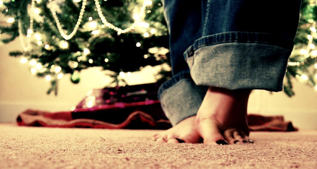 tara Feet jeans