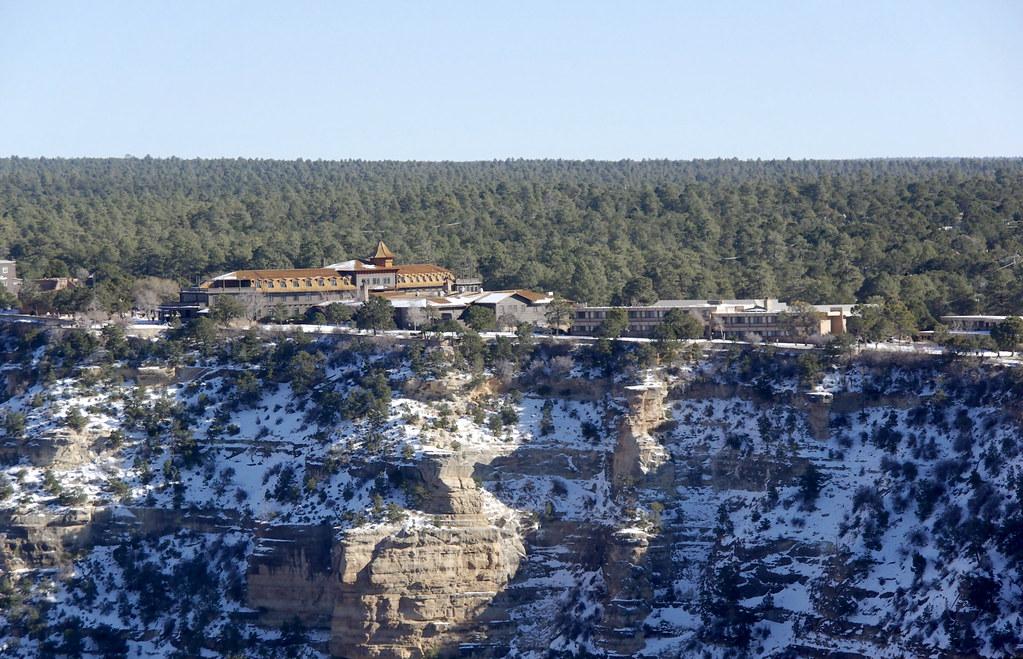 Grand canyon village el tovar hotel south rim the for El tovar grand canyon
