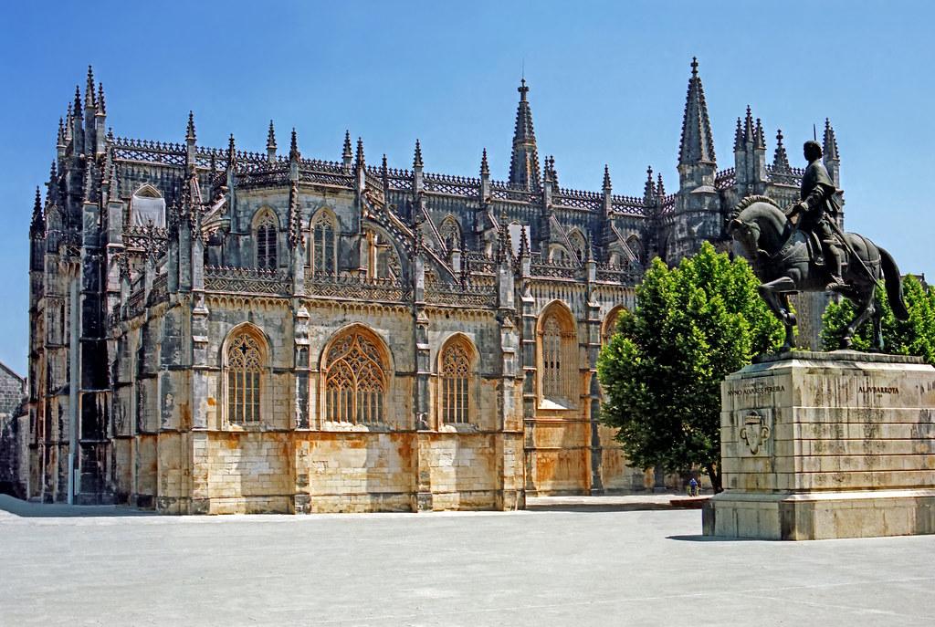 Portugal-23 - Monastery Of Batalha