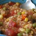 Vegetable Soup with Quinoa and Barley