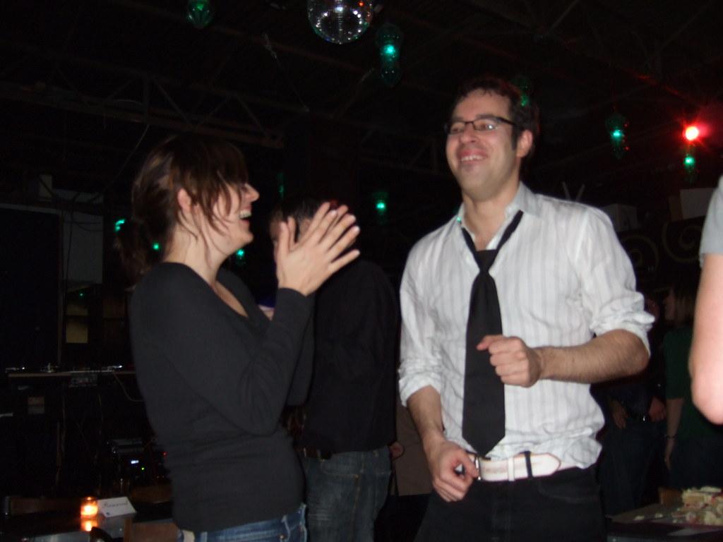 next dance move white man s overbite sara lewis flickr