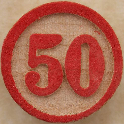 Bingo Number 50 | Flickr - Photo Sharing!