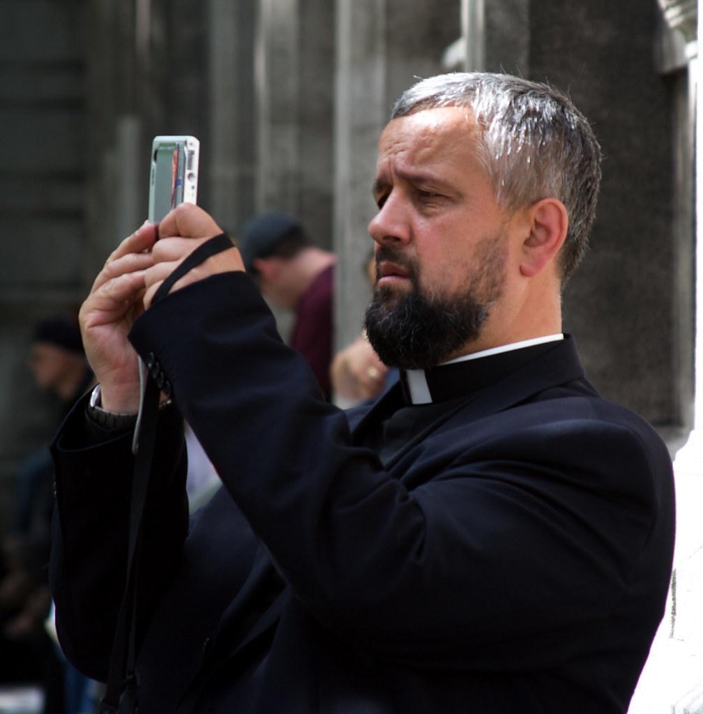 modern priest