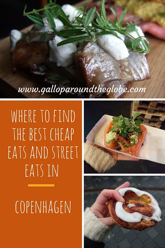 Cheap eats and street eats in Copenhagen